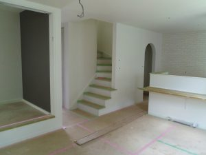 【注文住宅】 家族(生活)動線を設計と施工で意識した家づくり、しています!